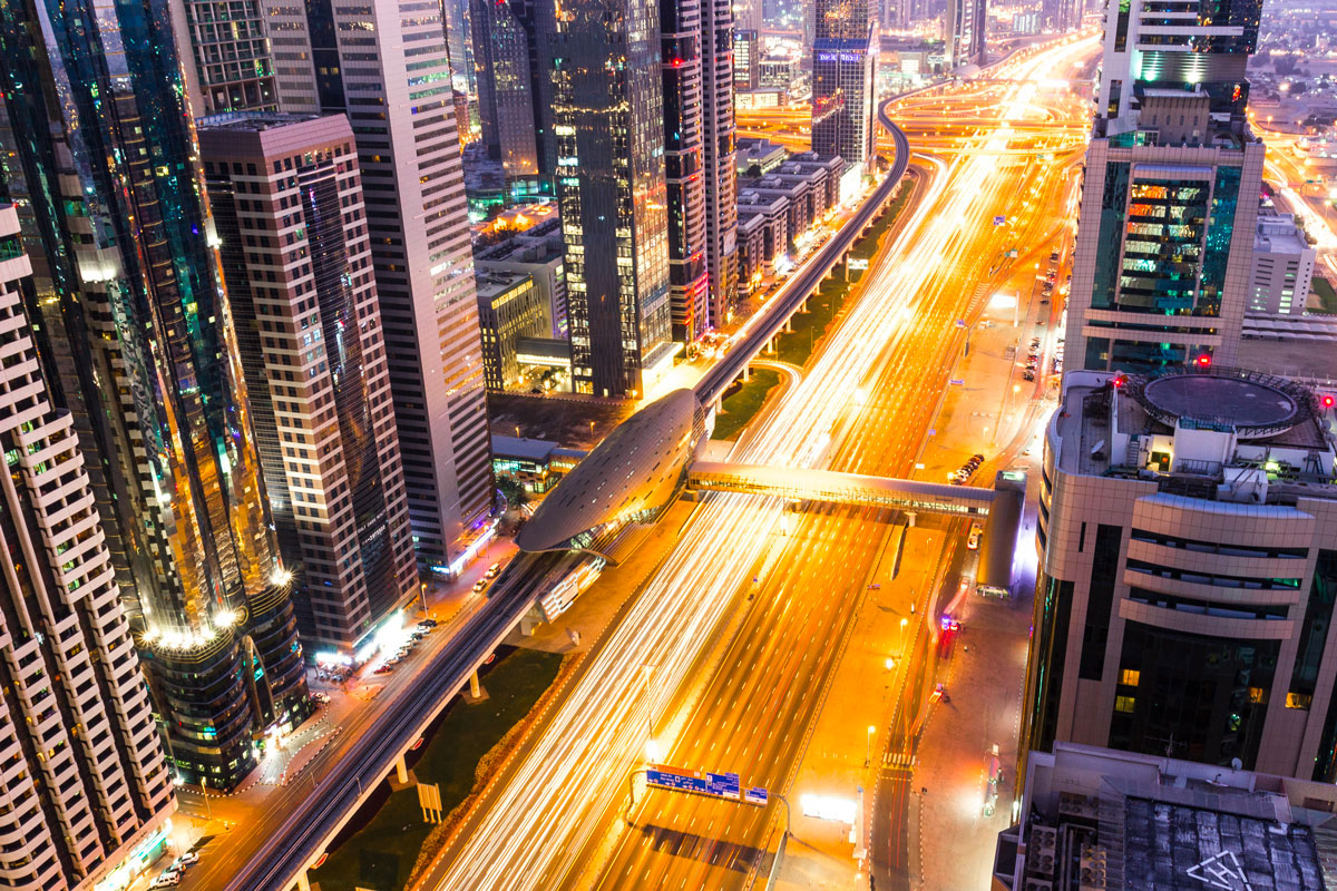 Dubai named world's most cosmopolitan city  One of the best